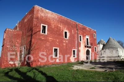 Casa rossa di Alberobello