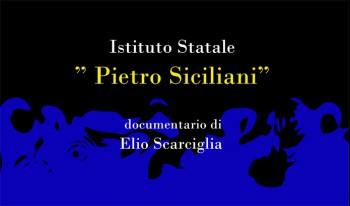 """Istituto Statale """"Piero Siciliani"""""""